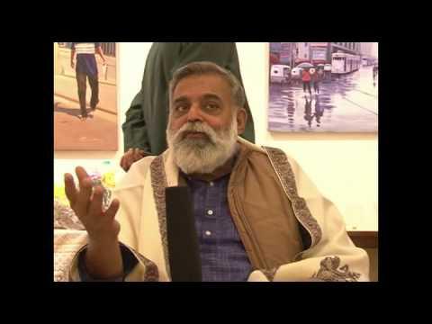 12th Solo Show at AIFACS Gallery, New Delhi in 2015