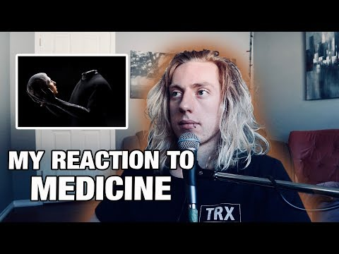 Metal Drummer Reacts: Medicine by Bring Me The Horizon