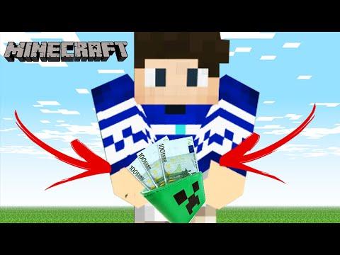 REAKCIJA Na 250 EURA Donacija Na STREAMU ! * Zaplako Sam * - Minecraft