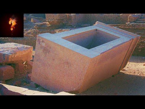 Ancient Machine-Cut Granite? - Elephantine Island