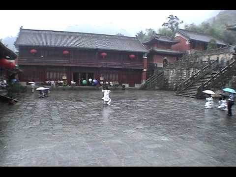 Wudan Temple Martial Arts Demonstration