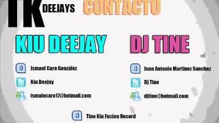 The Black Eyed Peas - Boom Boom Pow - Dj Tine & Kiu Deejay