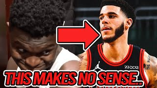 The New Orleans Pelicans Getting Finessed by The Chicago Bulls for Lonzo Ball is Horrible