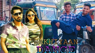Maninder buttar ( SAKHIYAAN ) Full song mix sing || new punjabi song 2018 download || Hii ravi rajpu