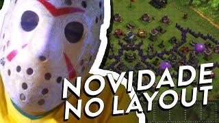 NOVA EDIÇÃO DE LAYOUTS NO CLASH OF CLANS