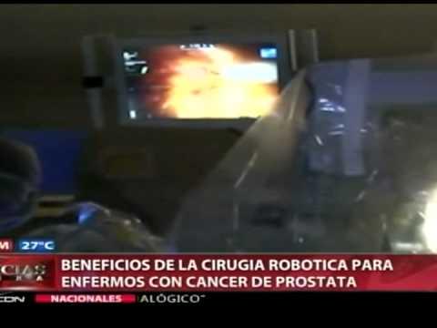 desventajas de la cirugía robótica de próstata