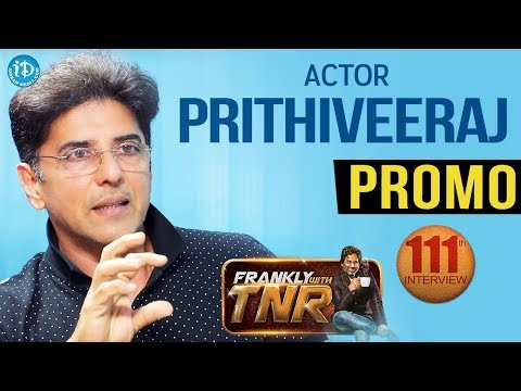 Next In Frankly With TNR #111 - Promo || Talking Movies With iDream