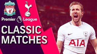 Liverpool v. Tottenham | PREMIER LEAGUE CLASSIC MATCH | 2/4/18 | NBC Sports