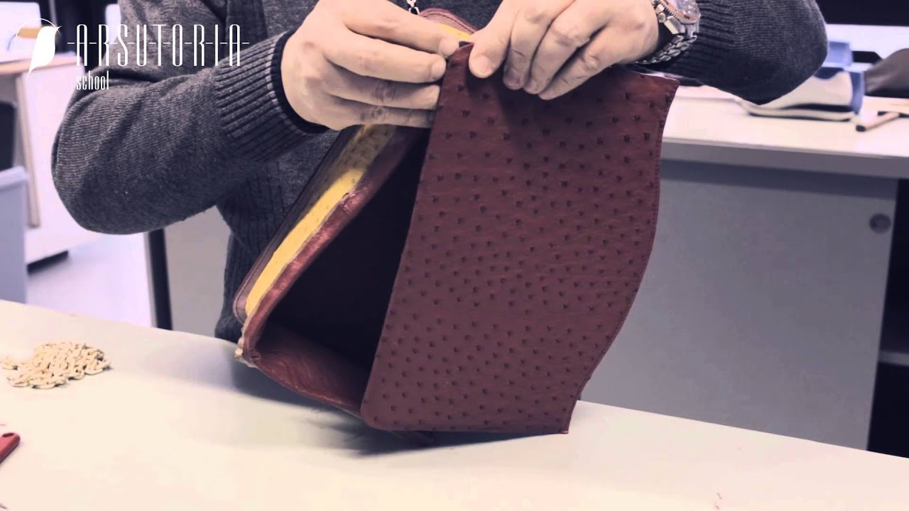 Arsutoria School Bag Pattern Making And Prototyping Course Week 6 You