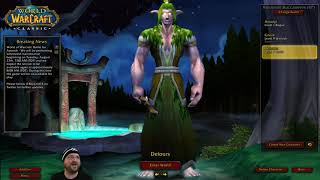 WoW Classic: Druid Leveling is Terrible! -- Level 1-10 (Teldrassil/Darkshore)