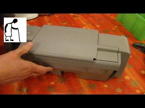 Let's take something apart #4 - Canon Printer