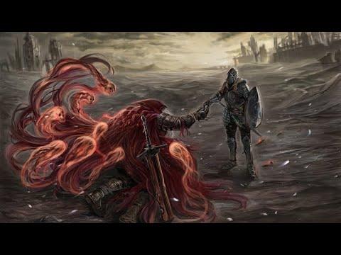 Slave Knight Gael Fight |