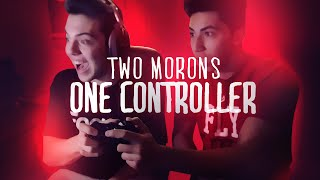 Two Morons, One Controller Thumbnail