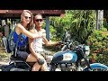 Sold His Villa to Live in a Cave&Dating Beautiful Western Women, Locals Outraged