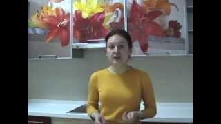 Презентация видео-фильма для обучения консультантов мебельных салонов