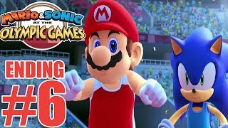 Mario and Sonic at the Olympic Games Tokyo 2020 Story Mode Ending