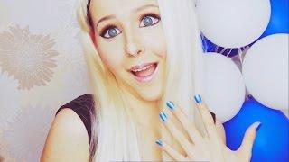 Jenna Marbles makeup tutorial by Anastasiya Shpagina