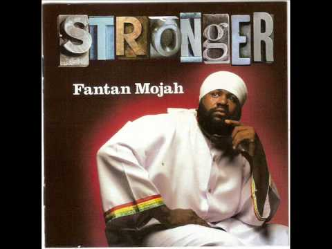 FANTAN MOJAH STRONGER ALBUM