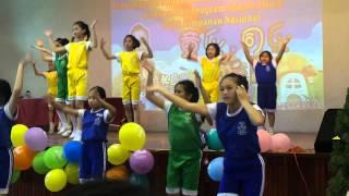 311013-亚庇中英小学-儿童节舞蹈表演-Gentleman