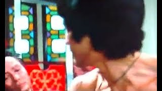 "Bruce Lee - Enter The Dragon ""Fight Screen Test"" 1973  Rare Footage"