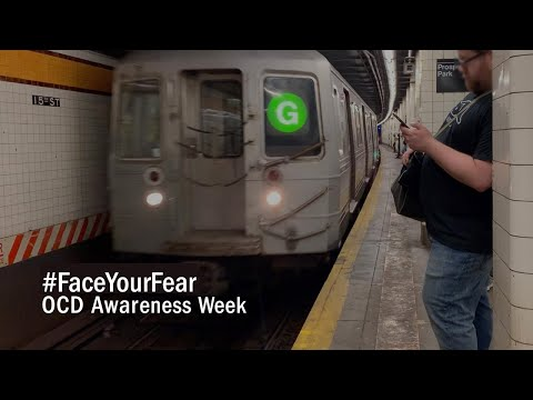 #FaceYourFear for OCD Awareness