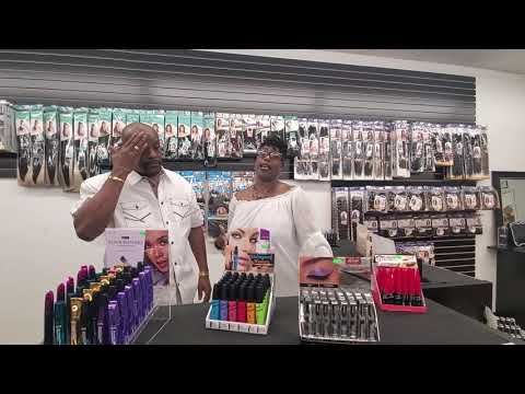 How Hard Is It To Open A Beauty Supply | Texas Beauty Supply Owners | RAW Footage