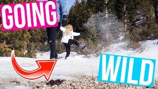 GOING WILD ON VACATION!! Vlogmas Day 23!