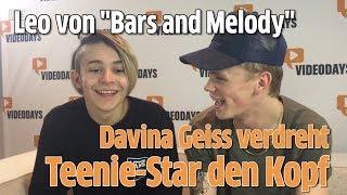 """Davina Geiss verdreht Leo von """"Bars and Melody"""" den Kopf"""