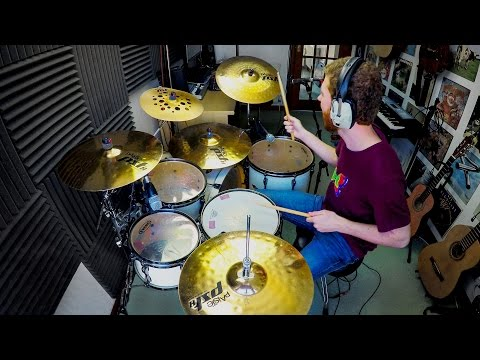 Pink Floyd - Point Me At The Sky - Drum Cover