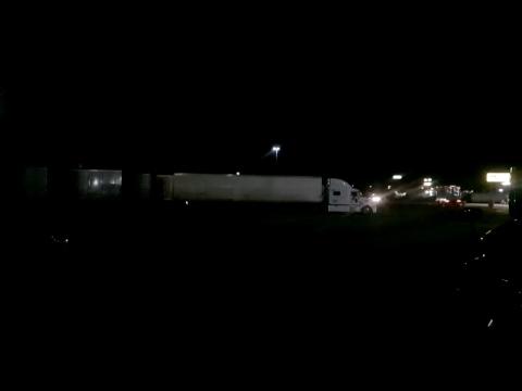 BigRigTravels LIVE! Interstate 80 Westbound west of Des Moines, Iowa