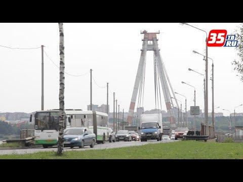 Октябрьский мост в Череповце покрасят впервые за 14 лет