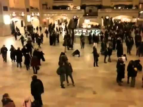 Dancing in Grand Central Station Part 1