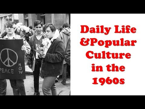 History Brief: 1960s Daily Life And Pop Culture