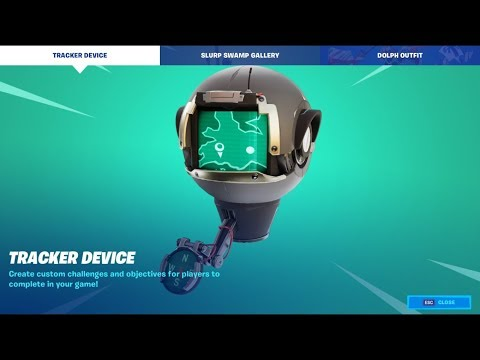 How To Use Tracker Device In Fortnite 2020