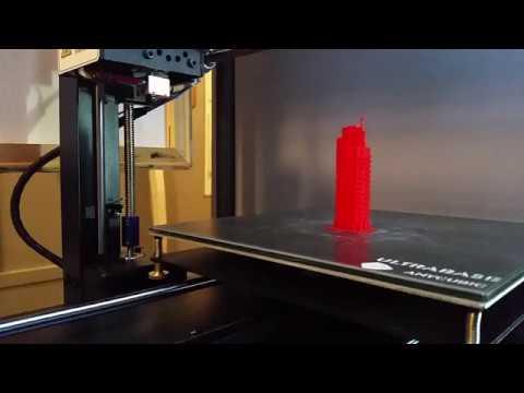 Price Tower 3d Printed Model