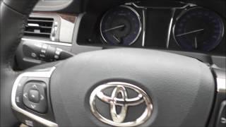 Toyota Camry исправление косяков( расход бензина)