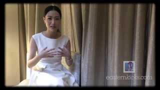 Michelle Bai interview: Kung Fu Jungle