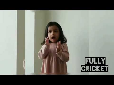 Ziva Dhoni's cute video for her papa| MS Dhoni's 37th birthday| CSK | Raina | sakshi | fully cricket