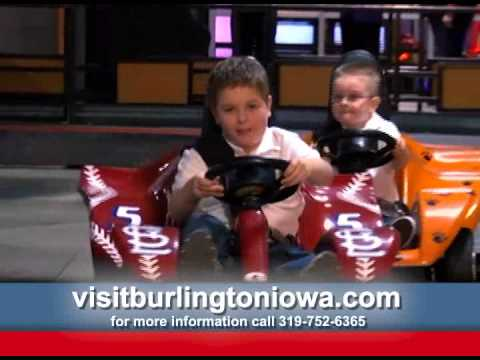 Vacation in Greater Burlington Iowa