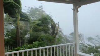Alerta máxima en Las Bahamas por el paso del huracán Dorian