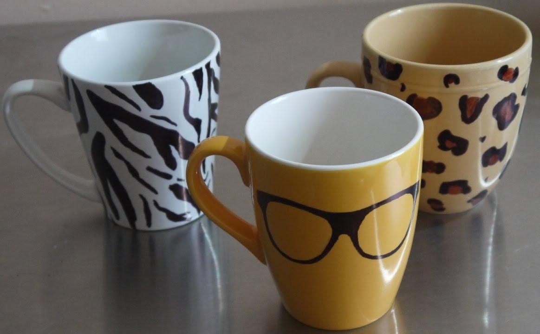 2 chicas y una taza