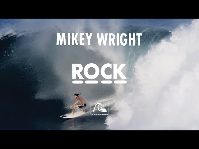 MIKEY WRIGHT - - - ROCK