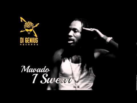 Mavado - I Swear [FULL SONG] - Bassline Riddim - May 2012