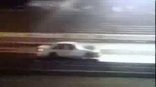 Caprice goes 5.57 at Darlington Dragway (SSmitty)