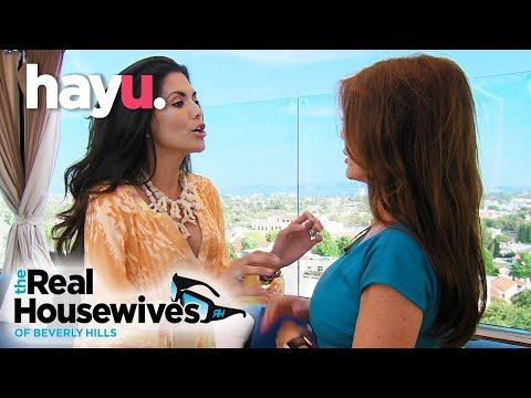 The Real Housewives of Beverly Hills | Joyce Confronts Lisa In Private