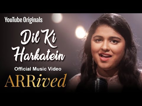 Pooja Tiwari | Dil Ki Harkatein | Official Music Video | #ARRivedSeries