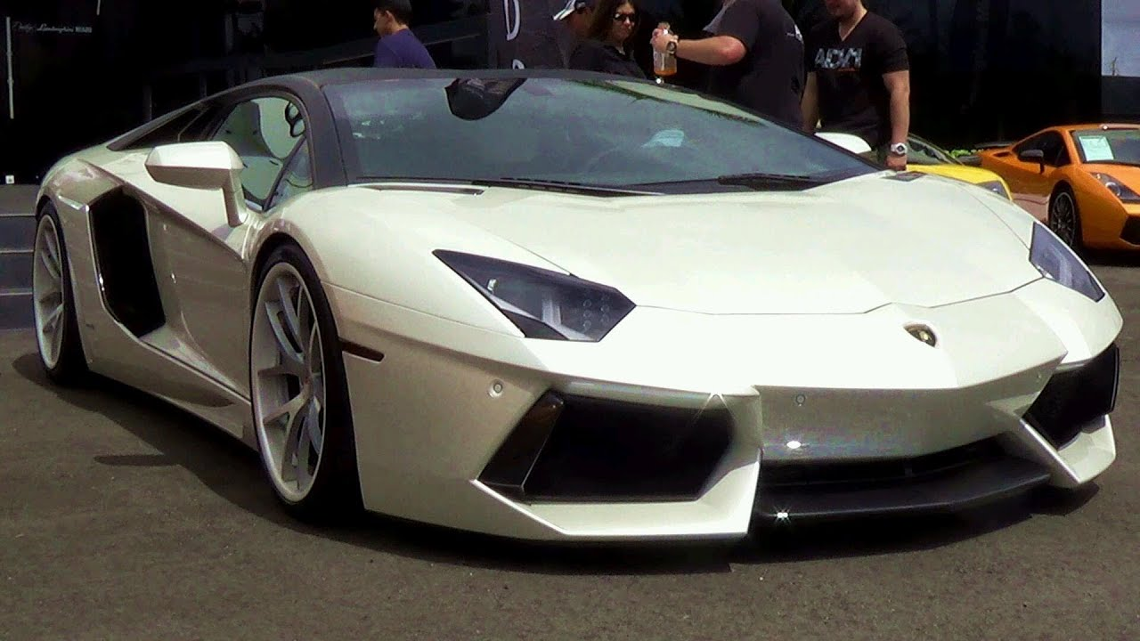 Lamborghini Aventador Supercar Better Only Lamborghini