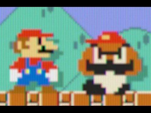 Super Mario Maker - 100 Mario Challenge #113 (Expert Difficulty)