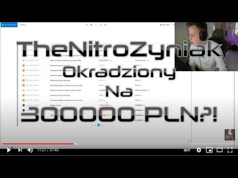 TheNitroZyniak okradziony na BitBay na 300000PLN! O co chodzi?!
