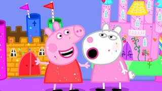 Kids Videos | Peppa's School Project 👨🏼🎨 | Peppa Pig Official | 4K | New Peppa Pig